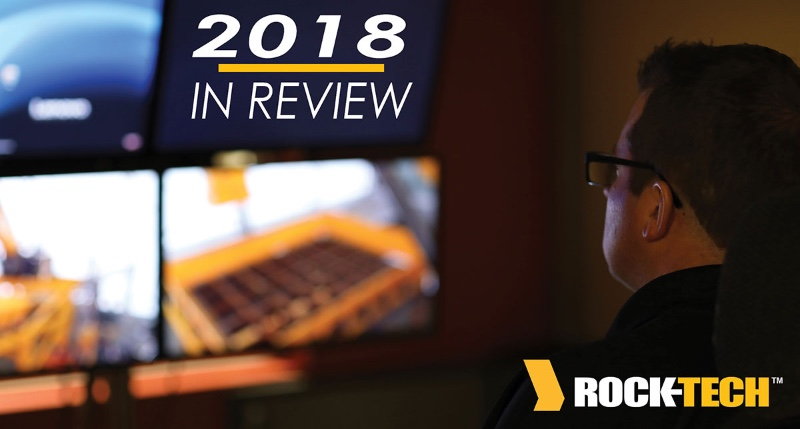 Rock-Tech: 2018 In Review